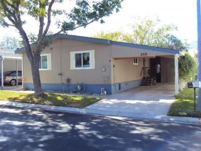 Mobile Home at 2218 Loire Street Reno, NV 89501
