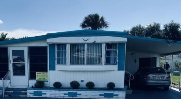 1973 VIND Mobile Home For Sale