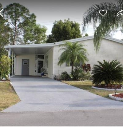 Mobile Home at 3918 Wildview Ct No Fort Myers, FL 33917
