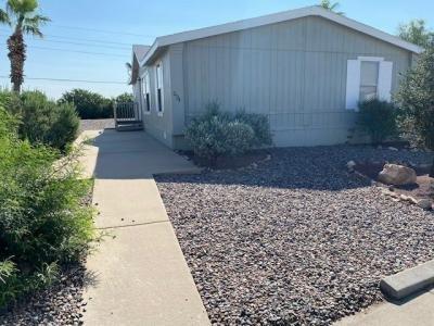 Mobile Home at 2000 S. Apache Rd., Lot #234 Buckeye, AZ 85326