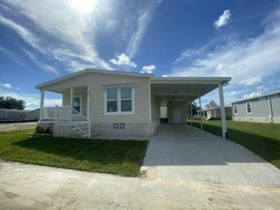 Mobile Home at 40923 Roselle Loop Zephyrhills, FL 33540