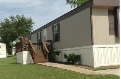 Mobile Home at 5301 E. Mckinney Street, #596 Denton, TX 76208