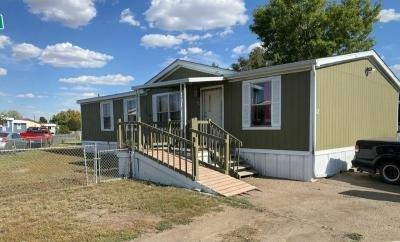 Mobile Home at 6500 E 88th Avenue #52 Henderson, CO 80640