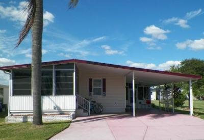 Mobile Home at 34 Garden Place Lakeland, FL 33803