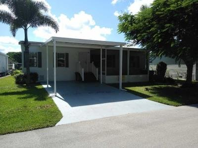 Mobile Home at 6424 Colonial Drive Margate, FL 33063