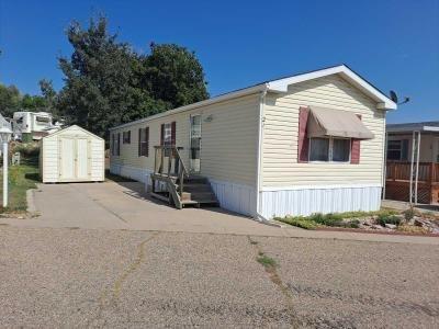 Mobile Home at 301 Spaulding Lane #21 Fort Collins, CO 80524
