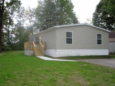 Mobile Home at 2025 Route 9N Lot 53 Greenfield Center, NY 12833