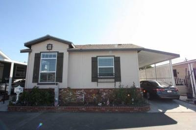 Mobile Home at 1201 W. Valencia #6 Fullerton, CA 92833