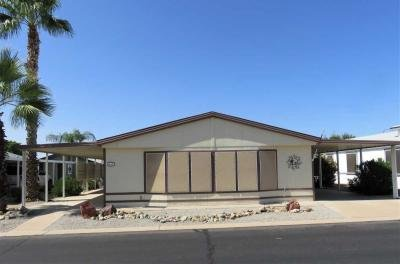 Mobile Home at 3700 S. Ironwood Dr.  #67 Apache Junction, AZ 85120