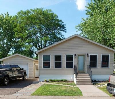Mobile Home at 3361 87th Ave Blaine, MN 55449