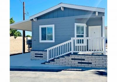 Mobile Home at 8545 Mission Gorge Road #115 Santee, CA 92071