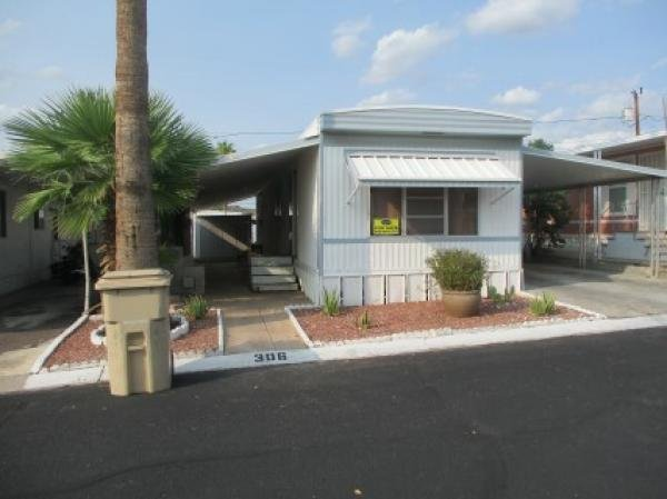 1968 Skyline Homet Mobile Home For Sale