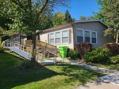 Mobile Home at 6 Meadows Circle Wixom, MI 48393