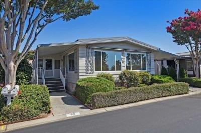 Mobile Home at 96 Quail Hollow Dr San Jose, CA 95128