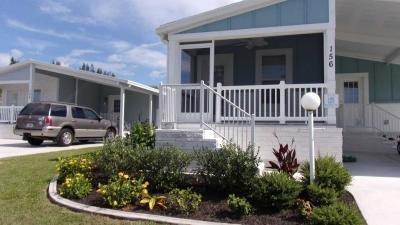 Mobile Home at 701 Aqui Esta Dr. #156 Punta Gorda, FL 33950
