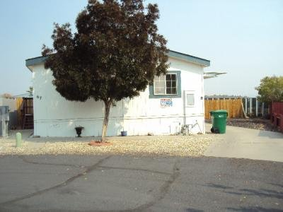Mobile Home at 200 James Court #67 Mound House, NV 89706