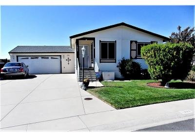Mobile Home at 1832 Paris Lane Antioch, CA 94509
