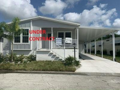 Mobile Home at 520 Stanleys Cay Vero Beach, FL 32966