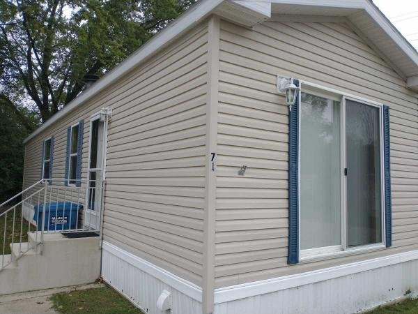 2004 Patriot Mobile Home For Sale