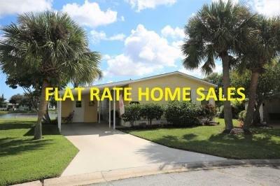 Mobile Home at 165 Freeport Cay Vero Beach, FL 32966
