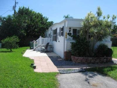 Mobile Home at 186 Ponce De Leon Drive Indialantic, FL 32903