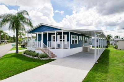 Mobile Home at 206  Orange Manor Drive Lot #17 Winter Haven, FL 33884