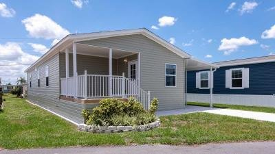 Mobile Home at 206 Orange Manor Drive, Lot #36 Winter Haven, FL 33884