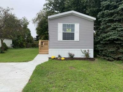 Mobile Home at 52085 Quaker Hill-Home Chesterfield, MI 48051