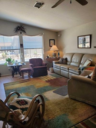 Mobile Home at 7373 E. Us Hwy 60 #187 Gold Canyon, AZ 85118