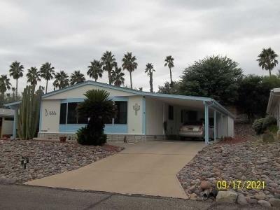 Mobile Home at 15301 N. Oracle Road #81 Tucson, AZ 85739