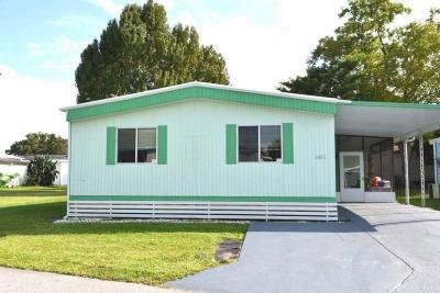 Mobile Home at 681 Royal Palm Dr. Casselberry, FL 32707