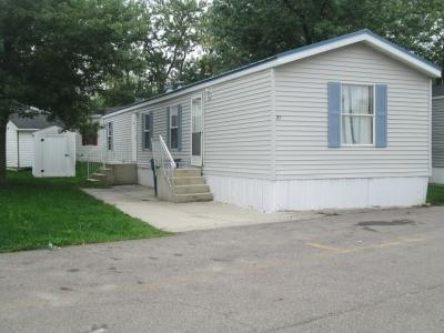 Mobile Home at 1139 Lincoln Ave. Lot #21 Holland, MI 49423