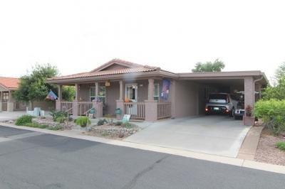 Mobile Home at 7373 E Us Hwy 60 #167 Gold Canyon, AZ 85118