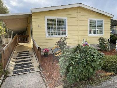 Mobile Home at 13640 SE Hwy 212, Spc. 111 Clackamas, OR 97015