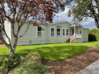 Mobile Home at 13401 SE Schiller St, Spc. 80 Portland, OR 97236