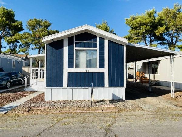 1985 Fleetwood Mobile Home For Sale