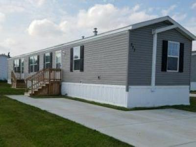 Mobile Home at 7204 East Grand River Ave Lot 351 Portland, MI 48875