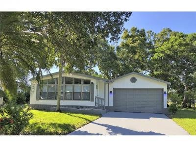 Mobile Home at 5303 San Gabriel Circle North Fort Myers, FL 33903