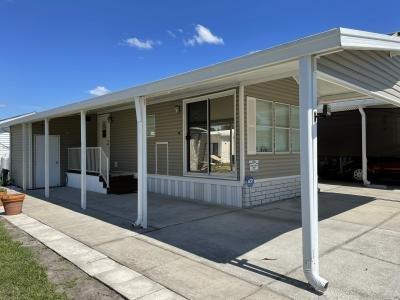 Mobile Home at 37525 Daybright Lane Zephyrhills, FL 33541