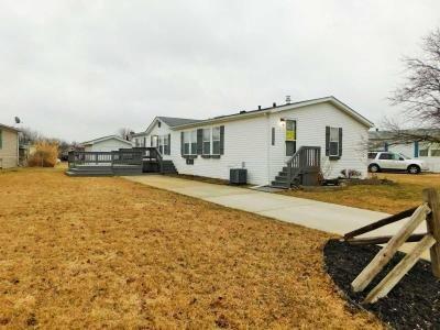 Mobile Home at 1858 Santa Fe Trail Hartland, MI 48353