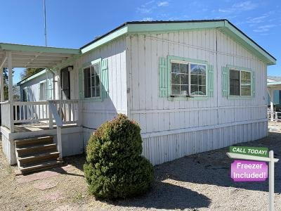 Mobile Home at 1205 S Maine St #20 Fallon, NV 89406