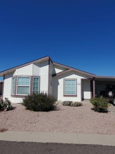 Mobile Home at 8500 E Southern Ave #142 Mesa, AZ 85209