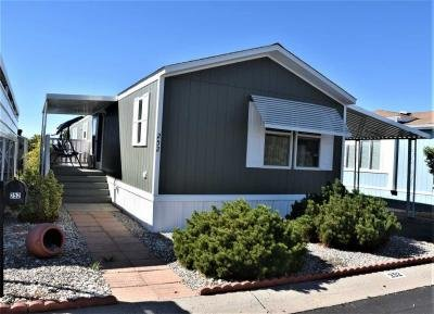 Mobile Home at 7112 Pan American East Fwy. NE. Unit 252 Albuquerque, NM 87109