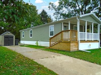Mobile Home at W1211 Hillview Dr. #156 Sullivan, WI 53178