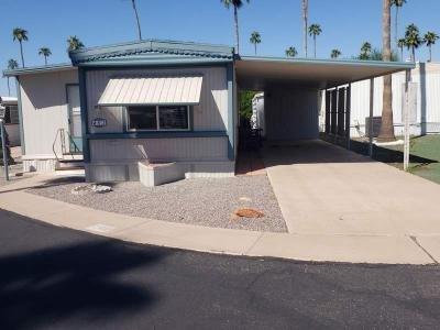 Mobile Home at 4065 E. University Drive #92 Mesa, AZ 85205