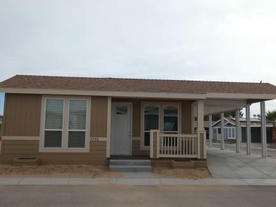 Mobile Home at 1110 North Henness Rd. #2288 Casa Grande, AZ 85122
