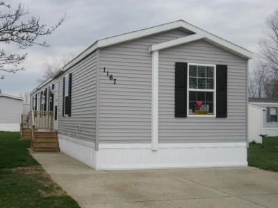Mobile Home at 1142 Vancouver Place Wayland, MI 49348