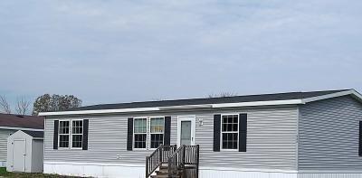 Mobile Home at 542 Continental Circle Davison, MI 48423