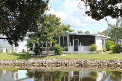 Mobile Home at 66 Umber Court Fort Myers, FL 33912