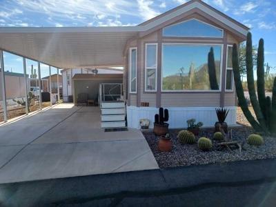 Mobile Home at 17065 E Peak Lane #192 Picacho, AZ 85141
